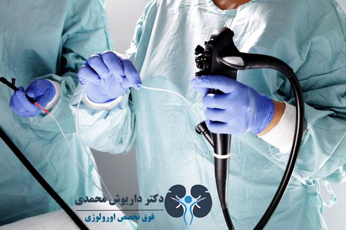ویژگی های درمان آندوسکوپیک