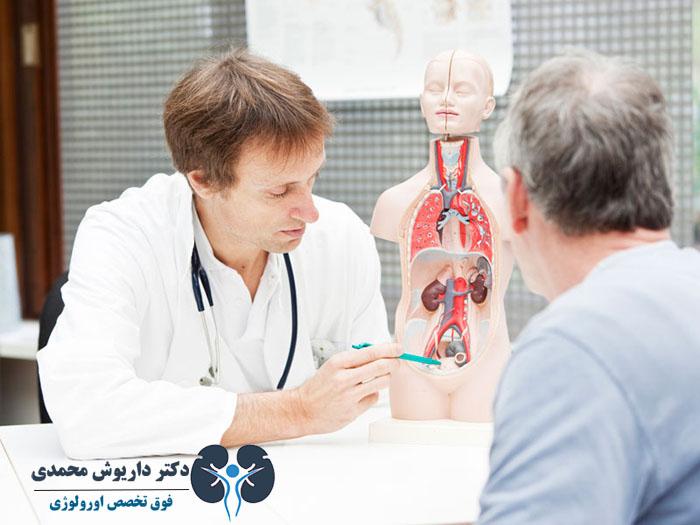 متخصص کلیه و جراحی پروستات بدون برش