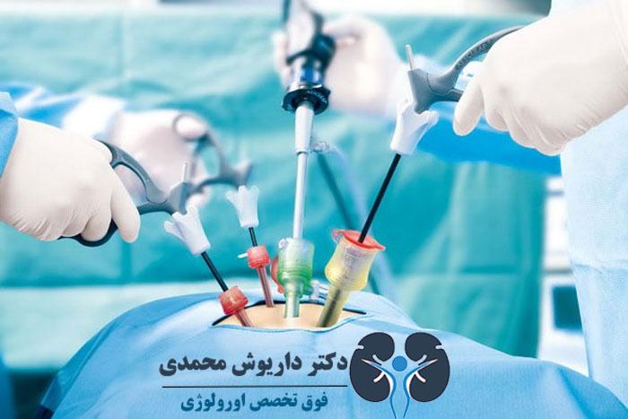 جراحی اورولوژی زنان