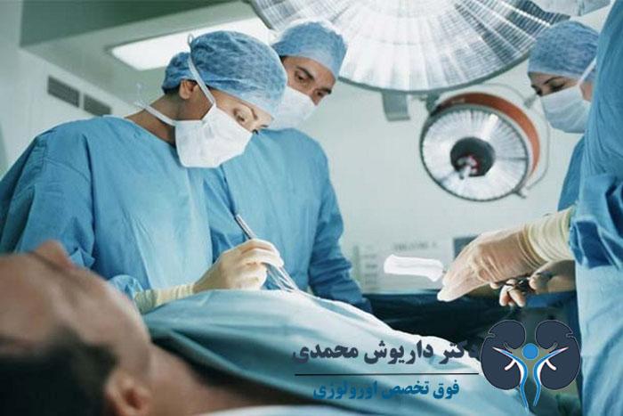 عمل جراحی برگشت وازکتومی