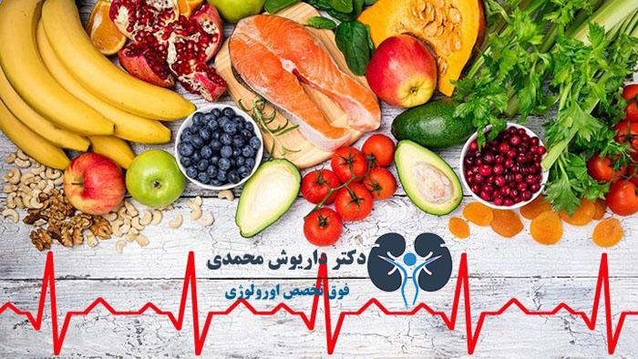 رژیم غذایی در کنترل سرطان مثانه